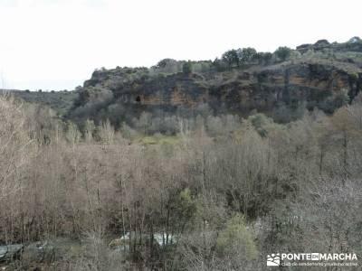 El Monasterio del Bonaval y el cañón del Jarama;club senderismo madrid grupos de senderismo madrid